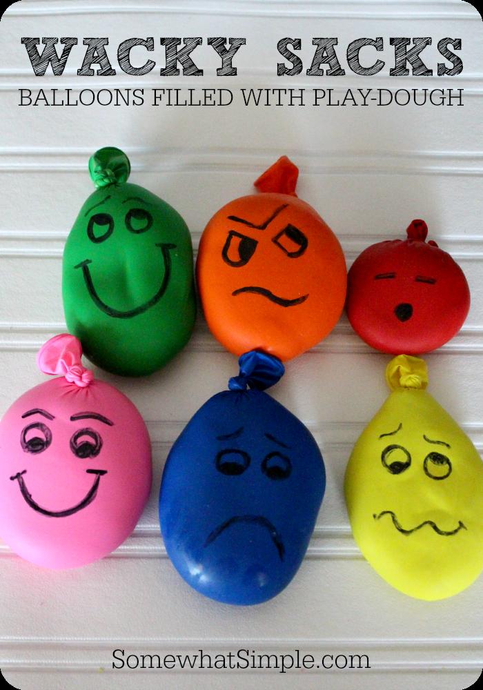 Wacky Sack Balloons