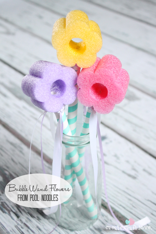 Bubble Wand Flowers