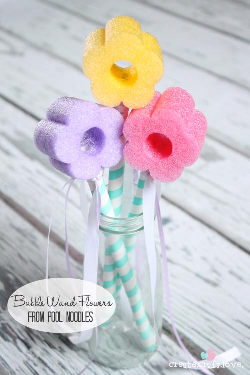 Bubble Wand Flowers