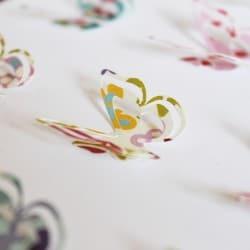 Butterfly Shadow Box via createcraftlove.com #butterfly #shadowbox #specimenart