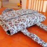 Insulated Casserole Carrier at createcraftlove.com #sewing #casserolecarrier