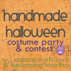 Handmade Halloween Costume Contest