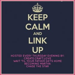 Keep Calm and Link Up #14
