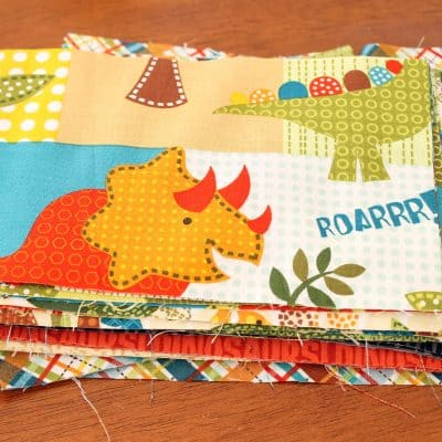 Quilt Along:  Cutting the Fabric