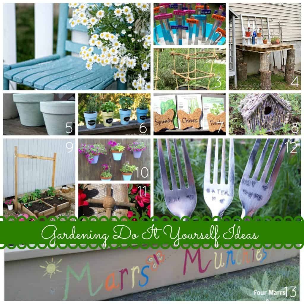 Homemade garden crafts ideas - Garden ideas diy ...