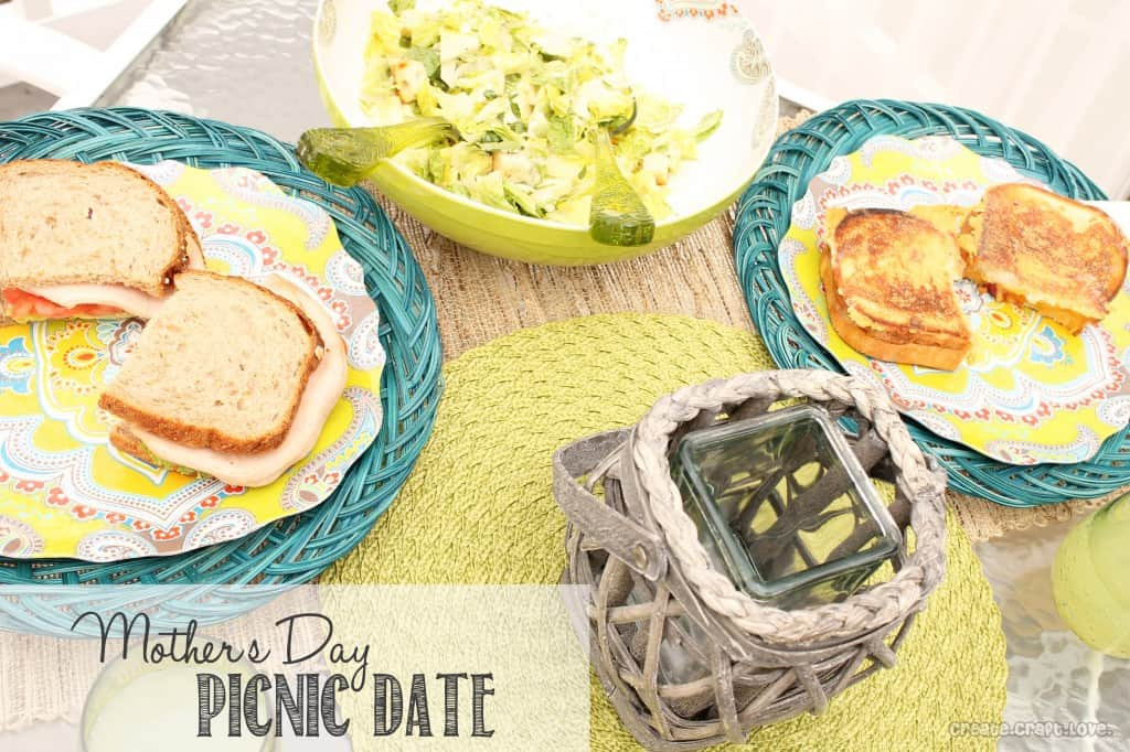 Mother's Day Picnic Date with @WorldMarket at createcraftlove.com #myamazingmom #pmedia