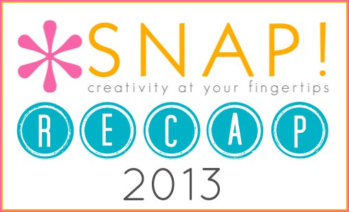 SNAP! recap via createcraftlove.com #snapconf