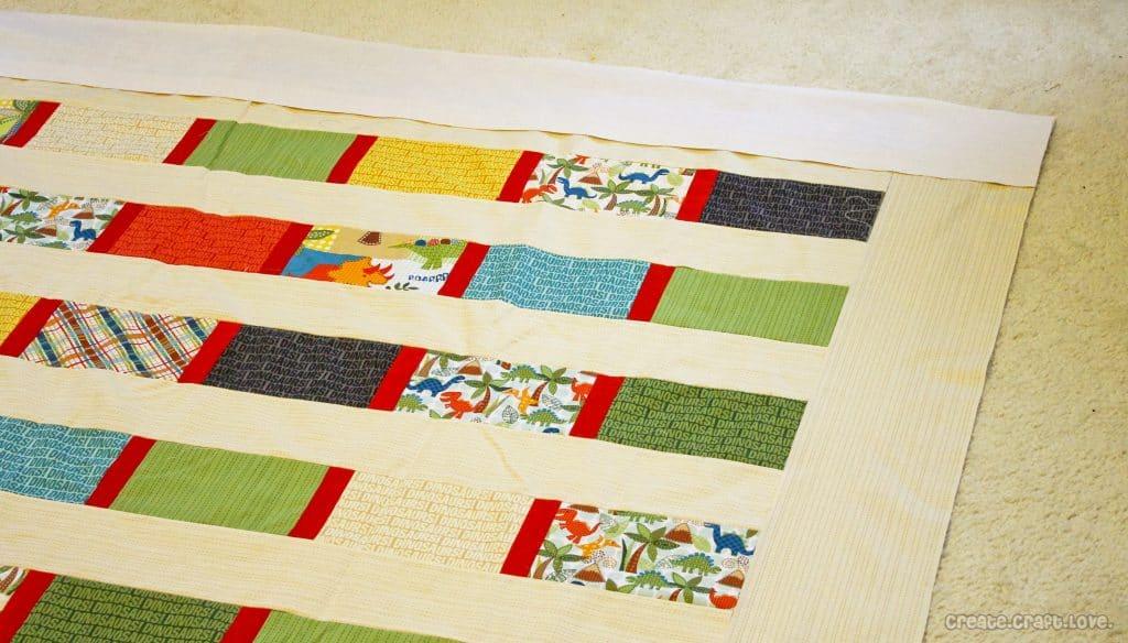 quilt short border