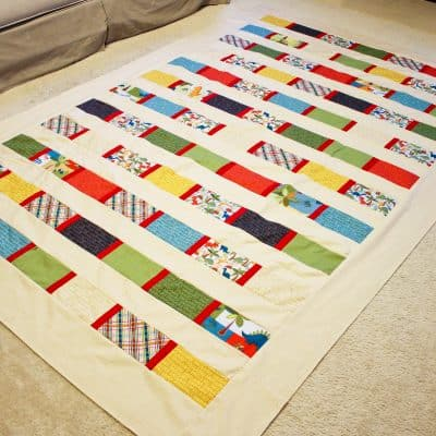 Quilt Along: Piecing the Quilt