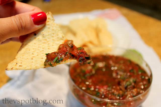 chips and fresh salsa recipe