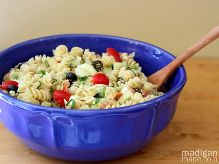 light-garden-pasta-salad-recipes