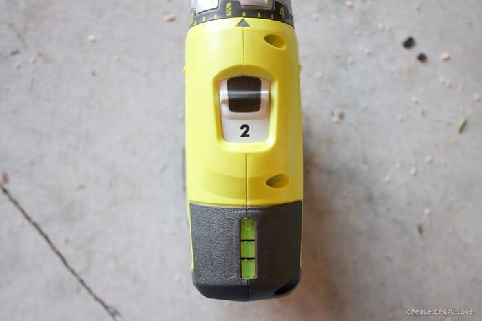 ryobi-drill-level