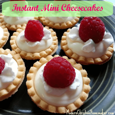 Instant-Mini-Cheesecakes
