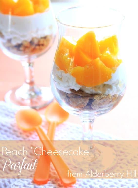 Peach-Cheesecake-Parfait-Alderberry-Hill