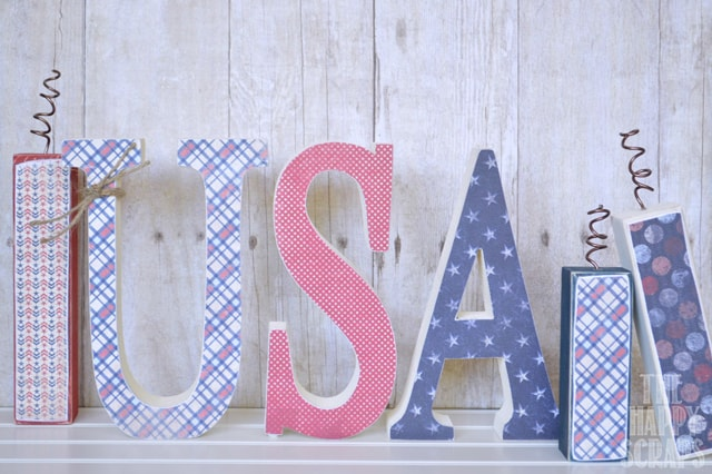 USA-Letters