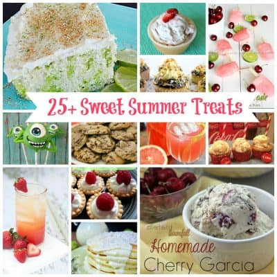 25+ Sweet Summer Treats | Features