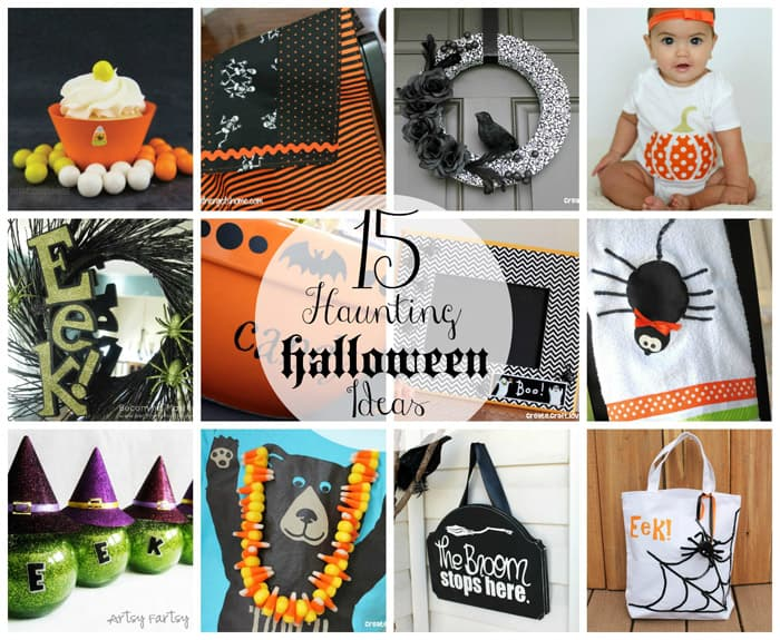 halloween roundup collage