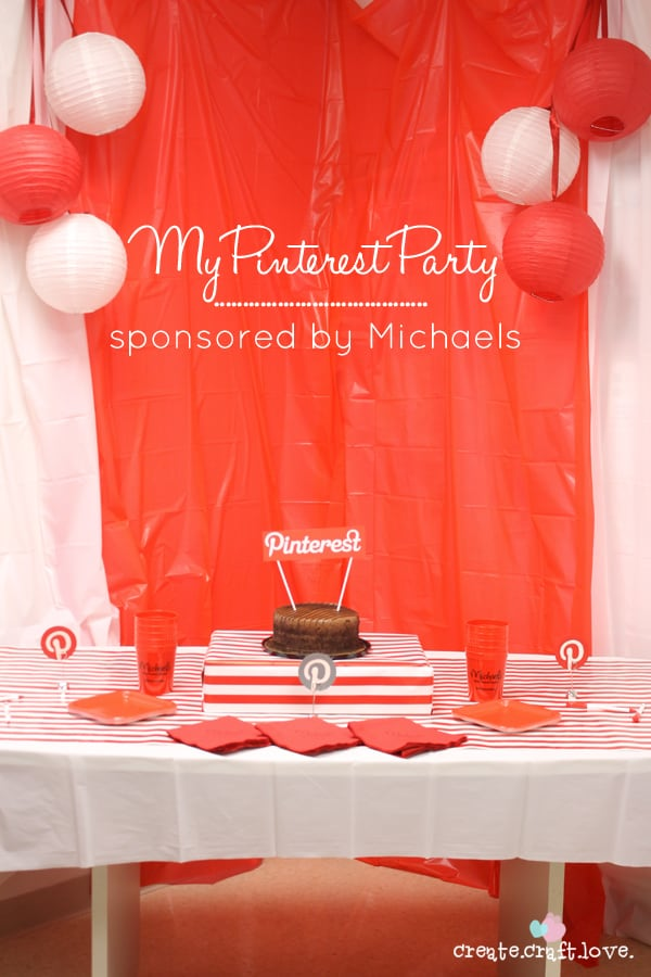 Christmas Craftin' Pinterest Party via createcraftlove.com #ad #spon #MPinterestParty