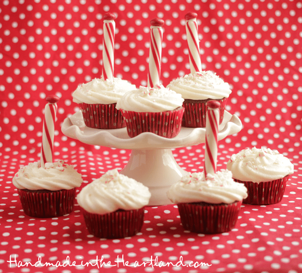 Christmas-Peppermint-Cupcakes