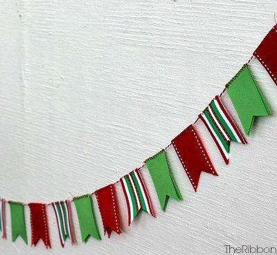 25+ Crafty Christmas Ideas
