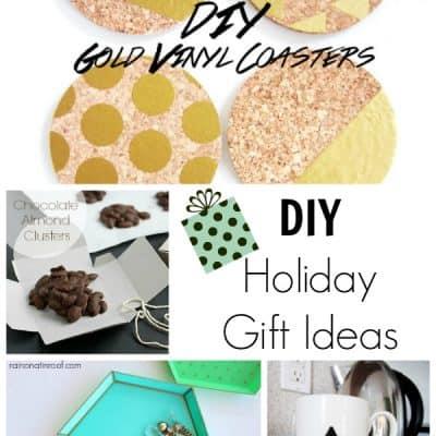 10 DIY Holiday Gift Ideas