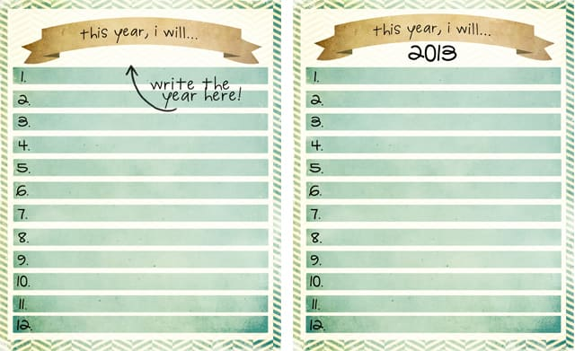 write-the-year