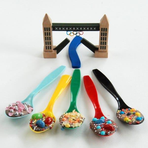 towerbridgeolympicringandspoons