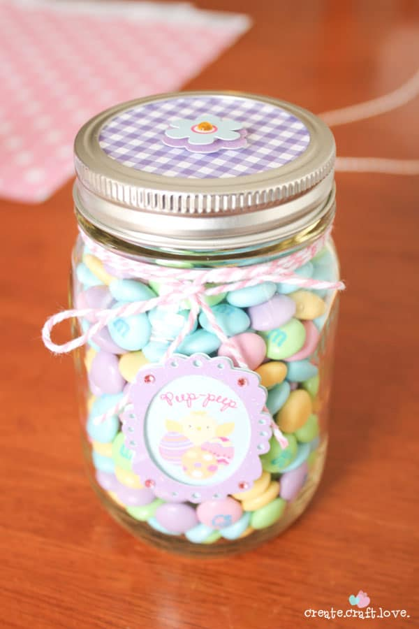 Candy Jar Decorations Stunning Mason Jar Easter Treat Gifts Inspiration Design