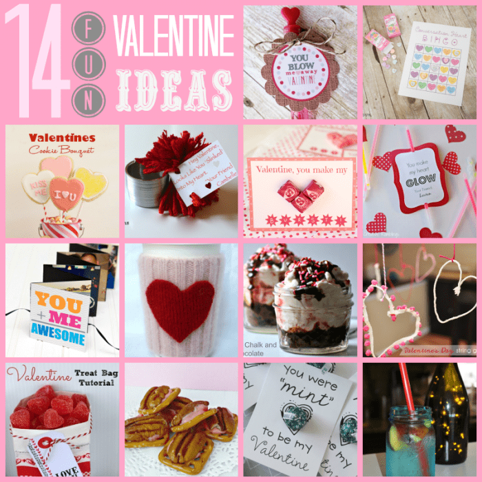 Valentine Blog Hop Collage