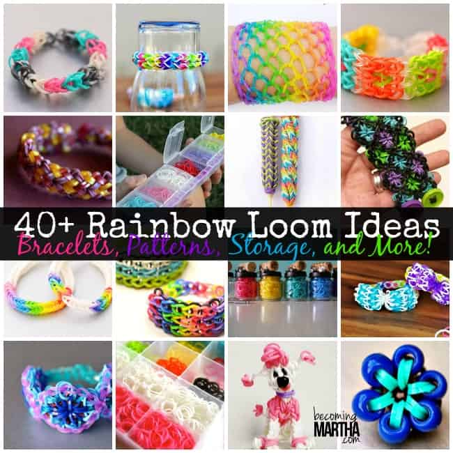rainbow-loom-tutorials-patterns-storageEasy Rainbow Loom Designs