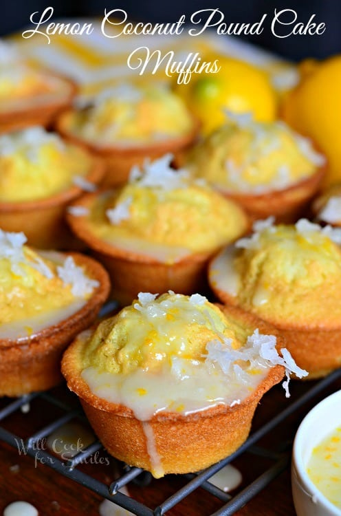 Coconut-Lemon-Pound-Cake-Muffins-3-from-willcookforsmiles.com-muffin-lemon-poundcake