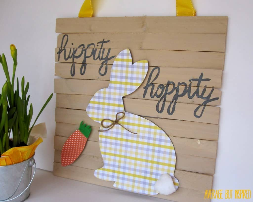 too cute bunny projects