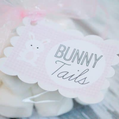 FREE Easter Printables | Bunny Tails