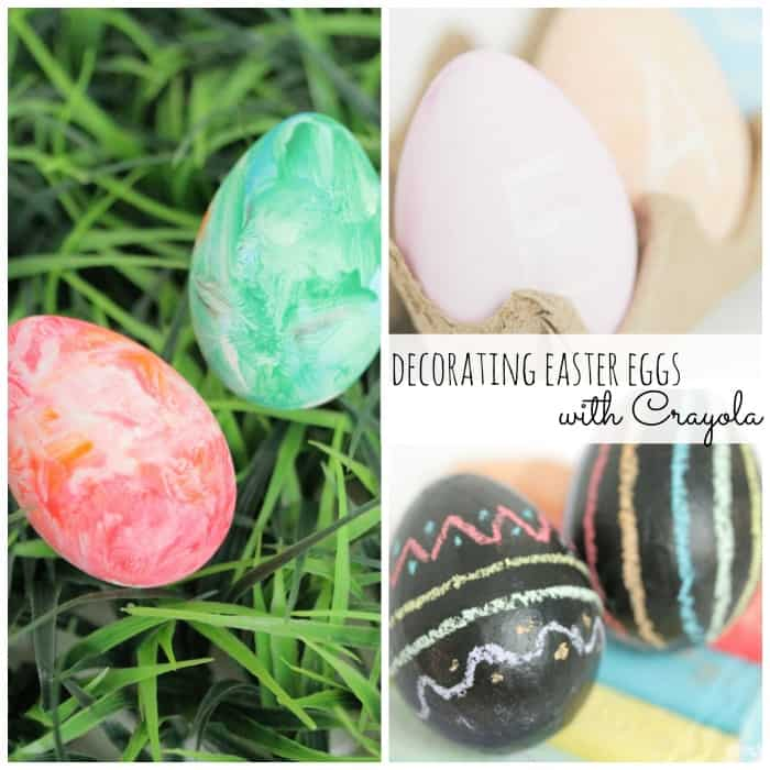 Try creating and decorating your Easter Eggs with Crayola Colors! #ColorfulCreations #CollectiveBias #shop