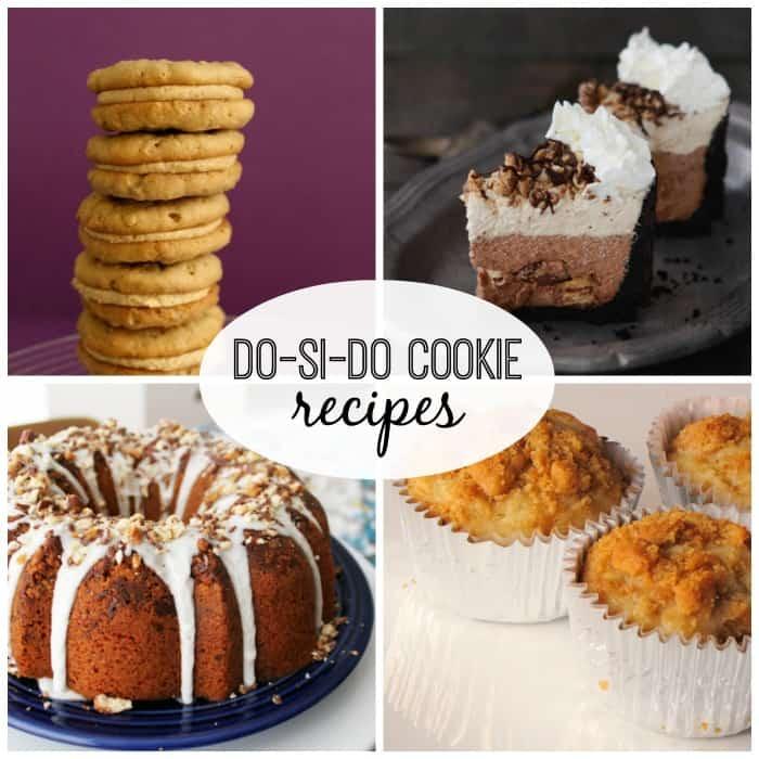Do-Si-Dos | Do-Si-Do Icebox Pie | Do-Si-Do Tagalong Bundt Cake | Do-Si ...