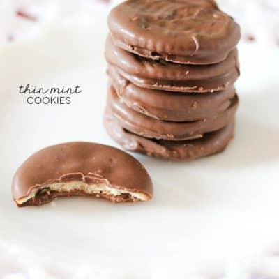 The Ultimate Girl Scout Cookie Inspired Recipe Round Up