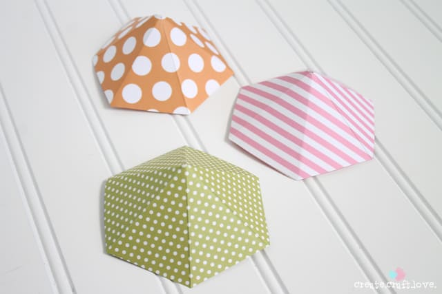 Crafts : DIY Drink Umbrella Tutorial. Perfect for parties!