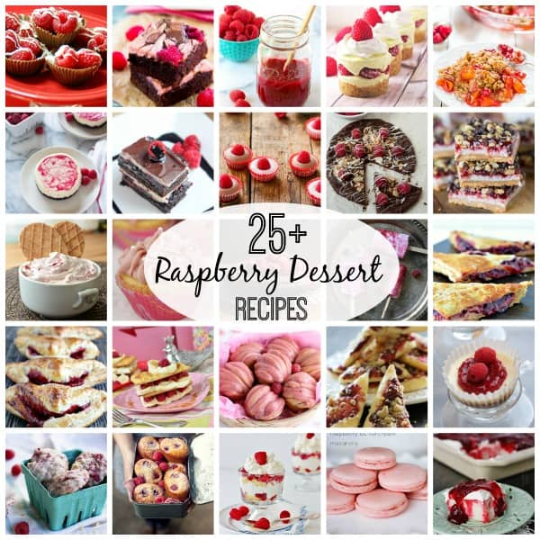 75+ Berry-licious Berry Recipes for Summer at createcraftlove.com!