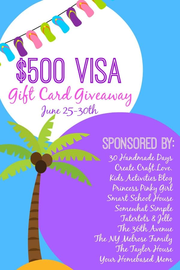 $500 Visa gift card GIVEAWAY... Shut up!!!!