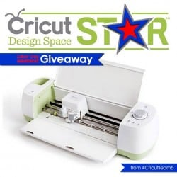 I've teamed up with some awesome bloggers for this Cricut Explore Giveaway! via createcraftlove.com