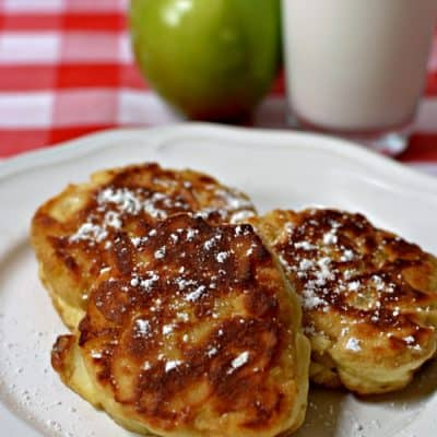 Apple Fritter Recipe