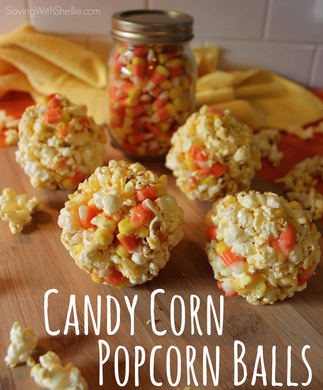CandyCornPopcornBalls