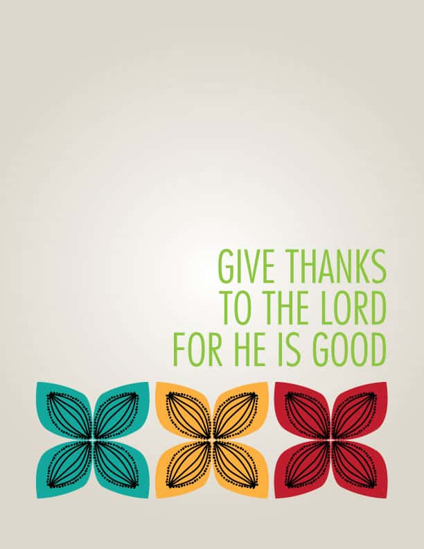 GiveThanksToTheLordPrintable