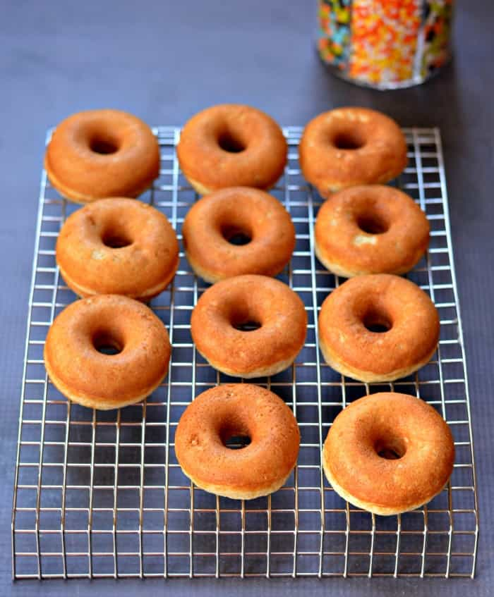 min donuts baked