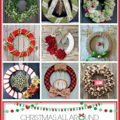 Winter Wreath Workshop Round Up