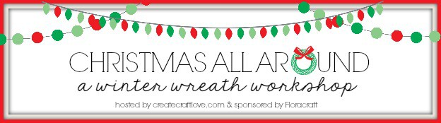 christmas wreath series banner