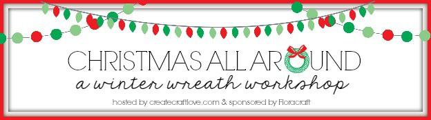 christmas wreath series banner