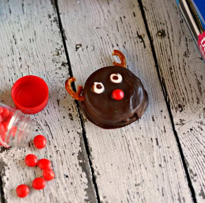 Reindeer Cookie 1