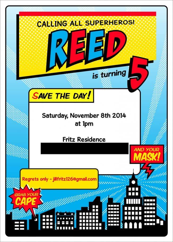 reed invite