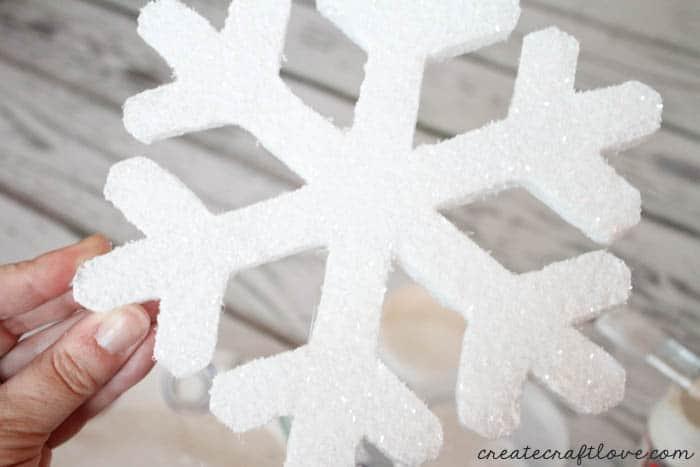 snowflake door hanging 4